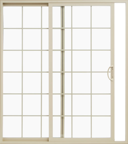 finishes colors for vinyl patio doors