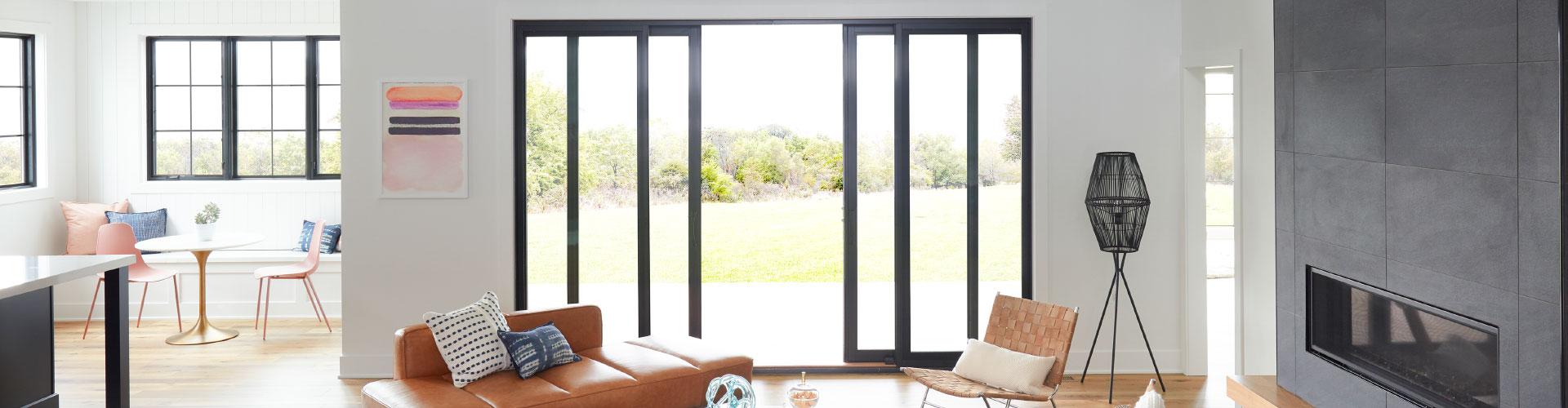 window door features options pella