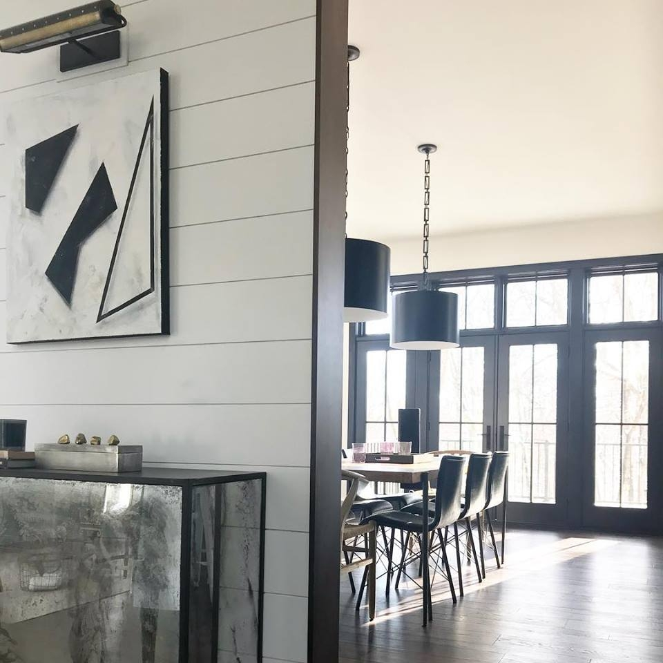 classic french doors bring unexpected