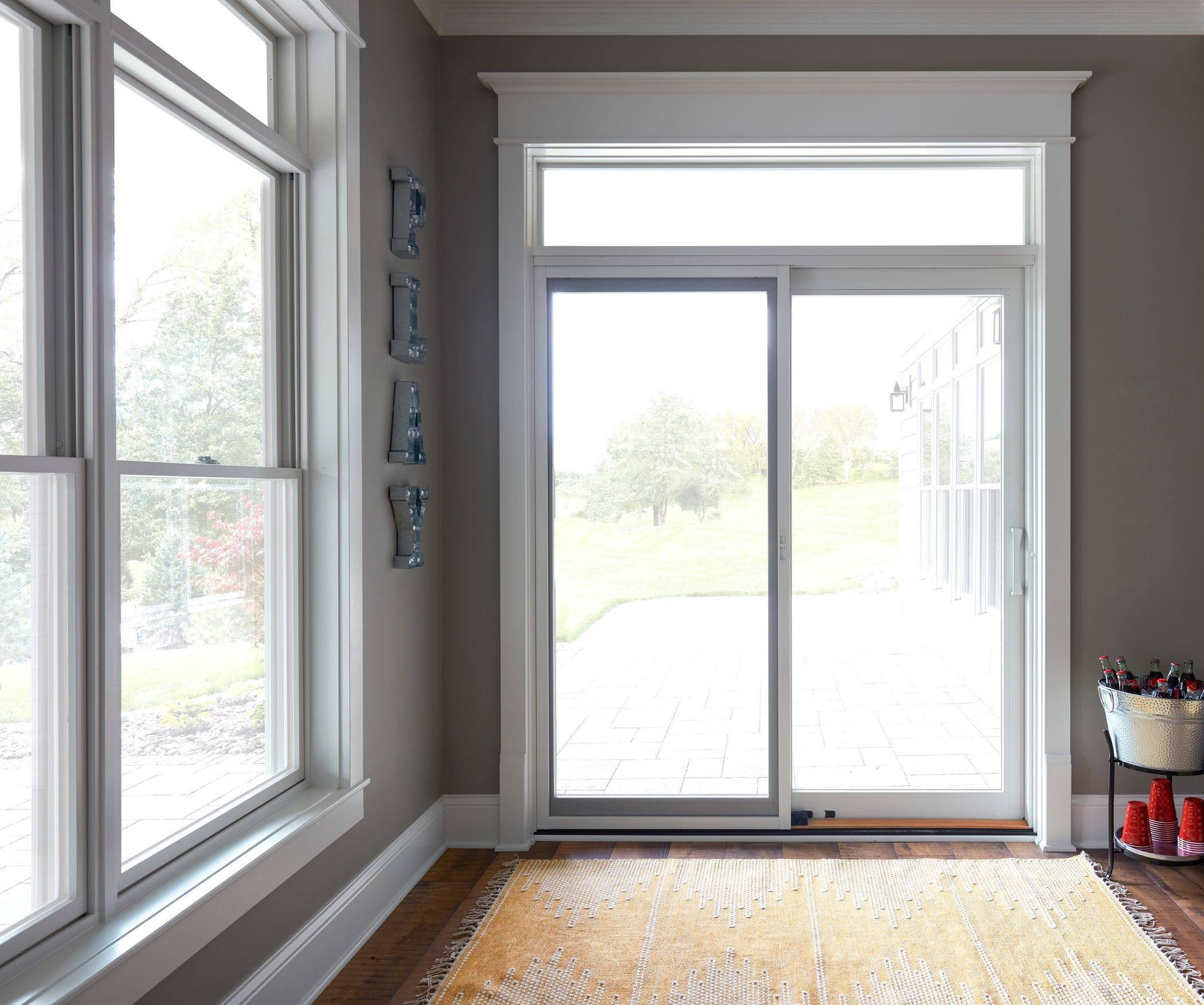 material for your patio doors