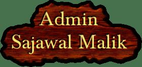 Admin Sajawal Malik