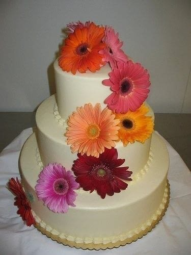 Wedding Cake  A Tiered Cake  Baking on Cut Out  Keep