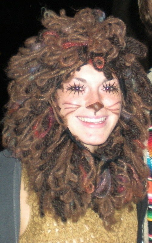 Lioness CostumeGrrrr  An Animal Costume  Needlework
