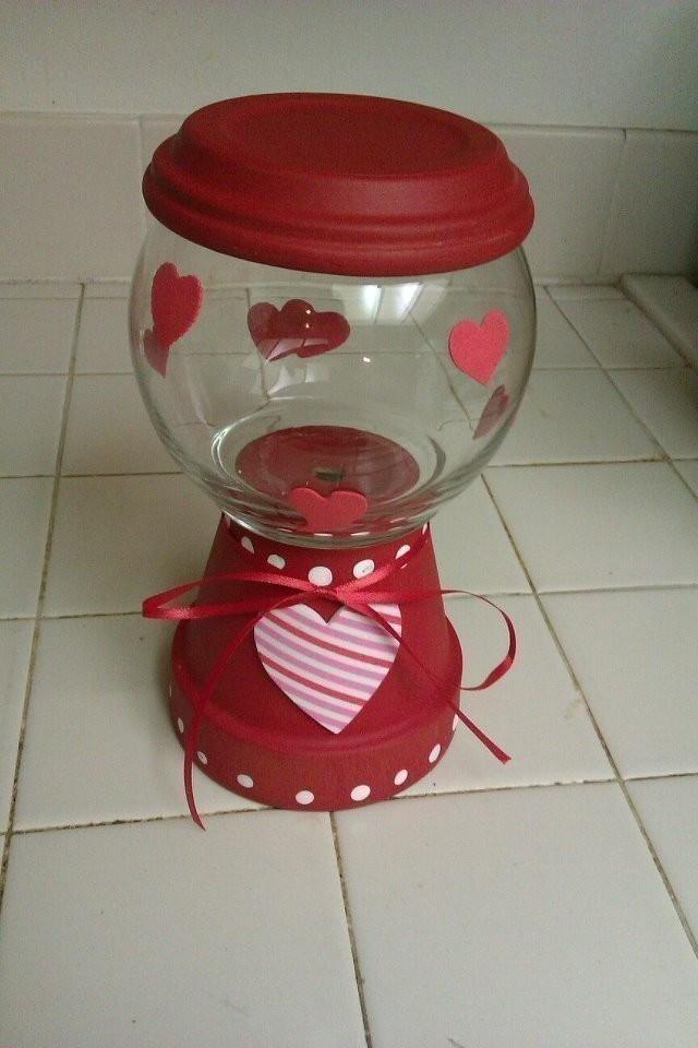 Valentine Quot Gumball Machine Quot 183 A Storage Unit 183 Decorating