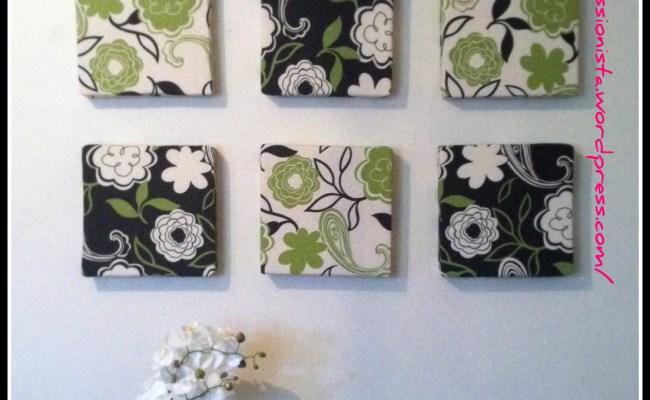 Easy Diy Wall Art How To Make Wall Decor Art