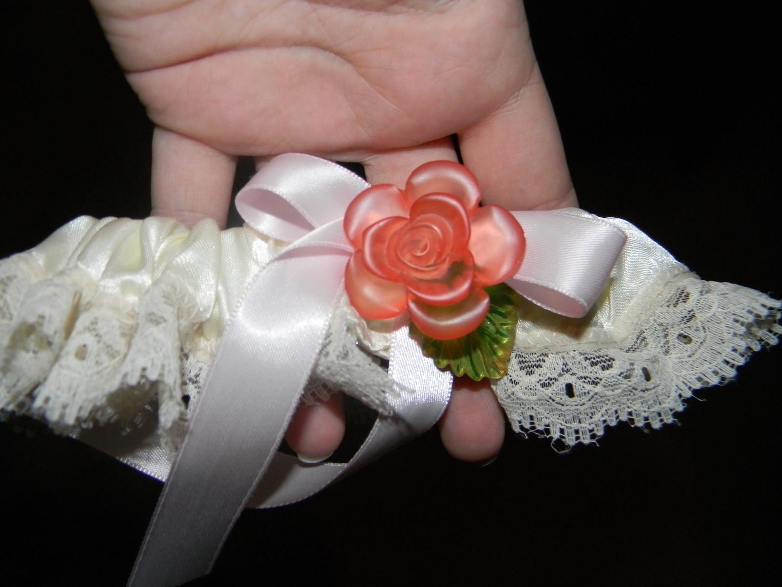 Wedding Garter · How To Make A Garter · Sewing On Cut Out