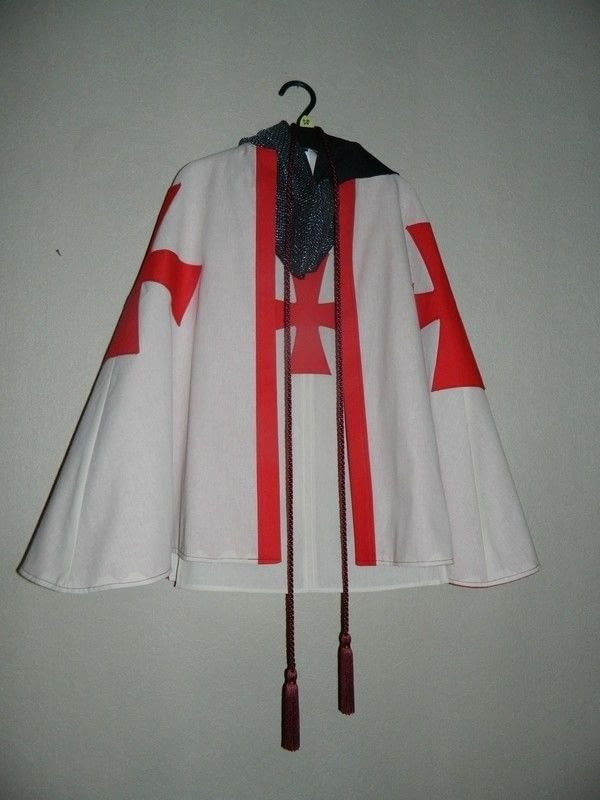 Childrens Knight Templar Costume  How To Make A Full