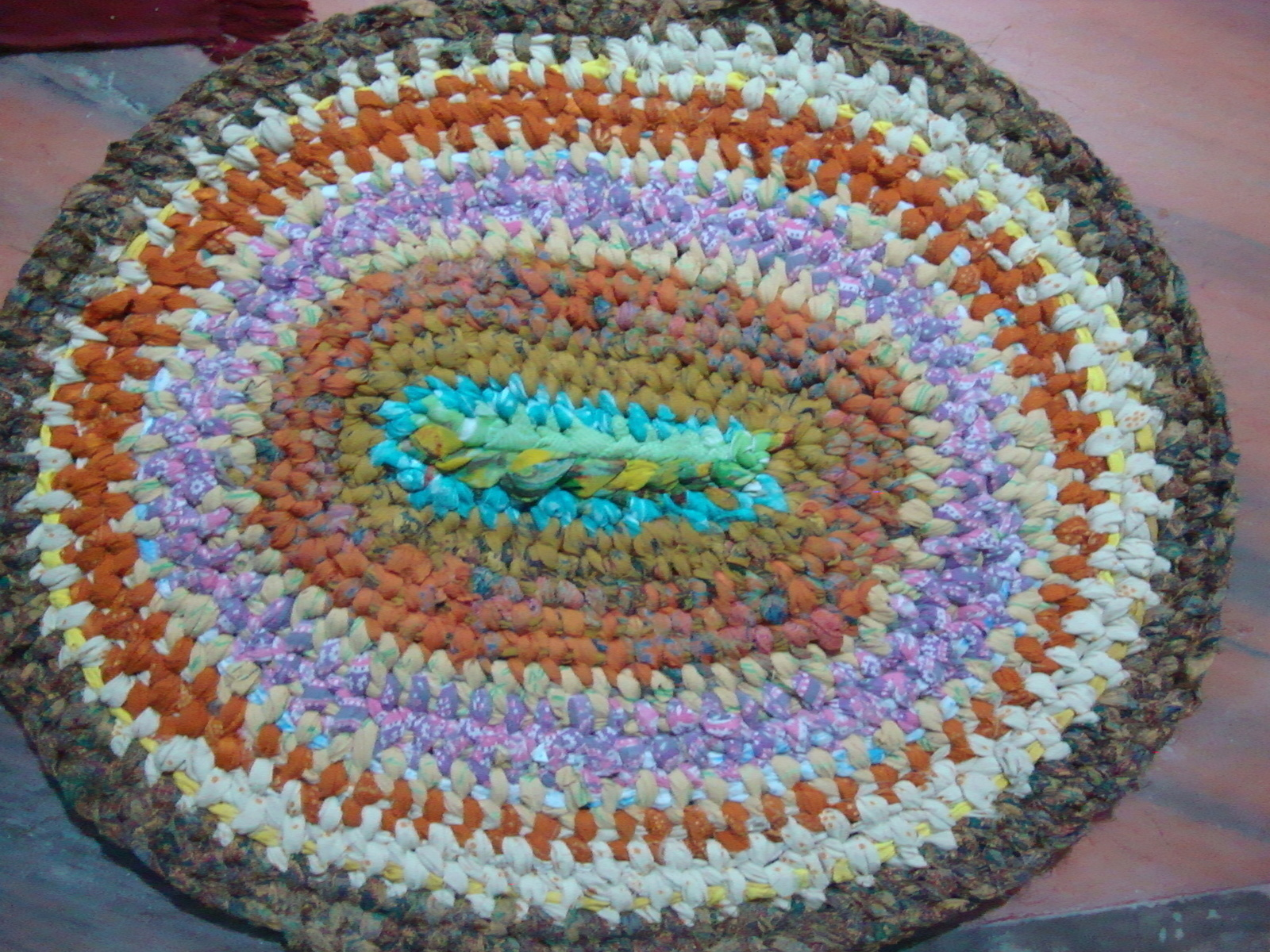how to make a bean bag chair out of old clothes camping accessories cloth rug  rag decorating needlework and