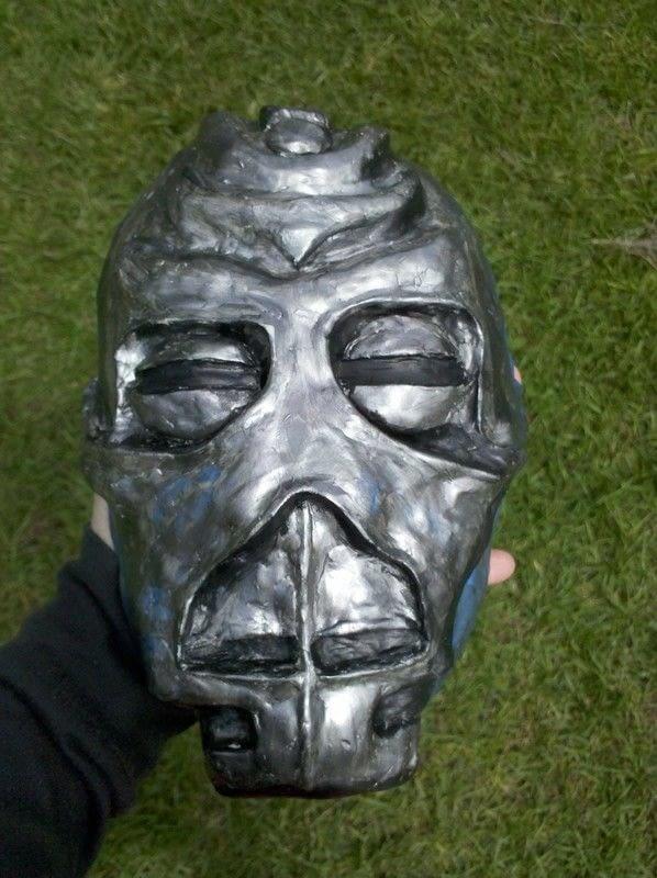 Skyrim Dragon Priest Masks  A Mask  Decorating on Cut