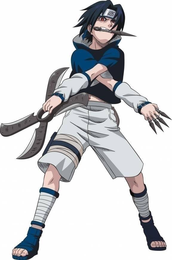 Sasuke Cosplay Costume How To Make A Full Costume