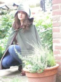 Cloak  How To Make A Cape / Cloak  Sewing and ...
