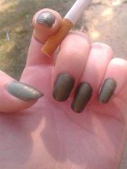 make matte nail polish