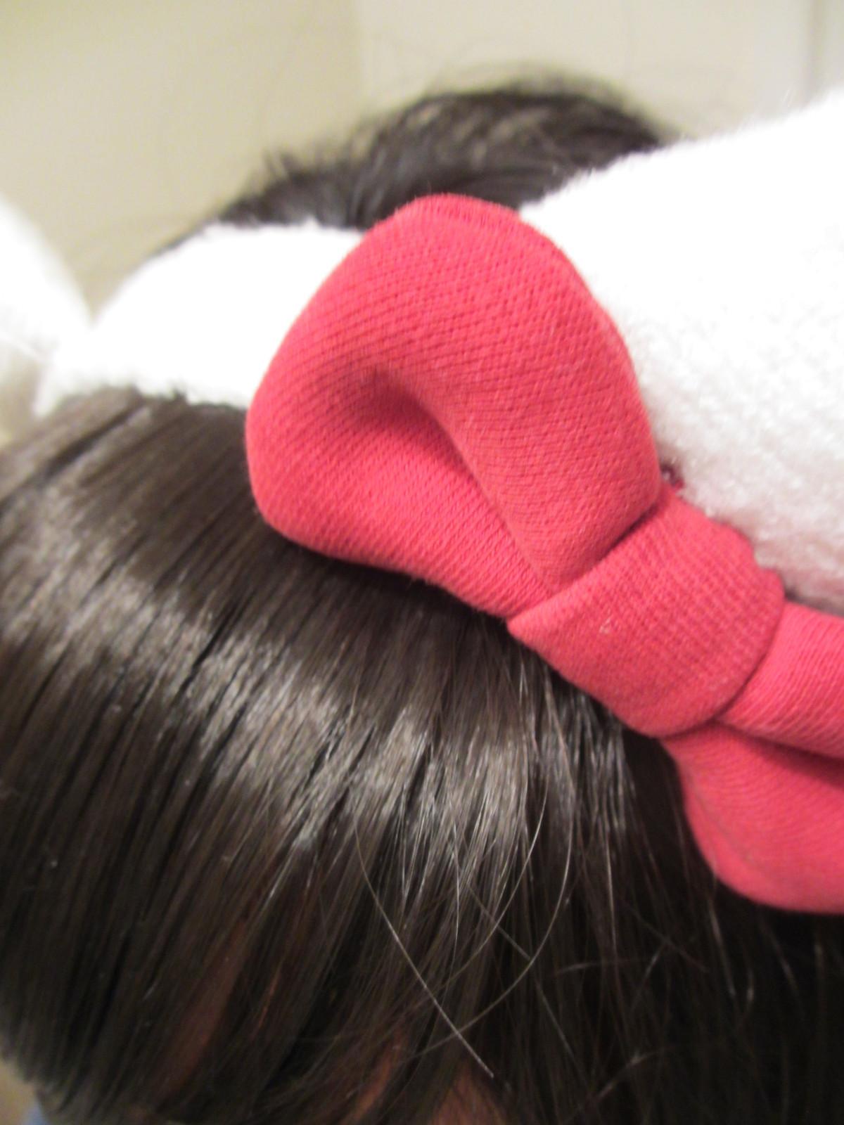 Hello Kitty Ears Headband 183 How To Make An Ear Horn