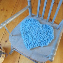 Sewing Patterns For Chair Cushions Amish Kitchen Chairs Finger Knitted Cushion  How To Make A Seat Pad