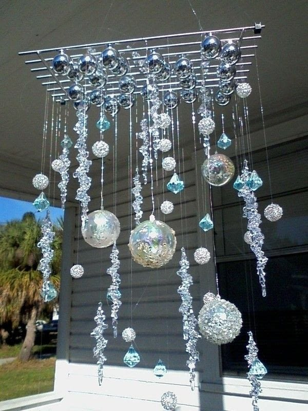 Ornament Chandelier  A Mobile  Construction Decorating