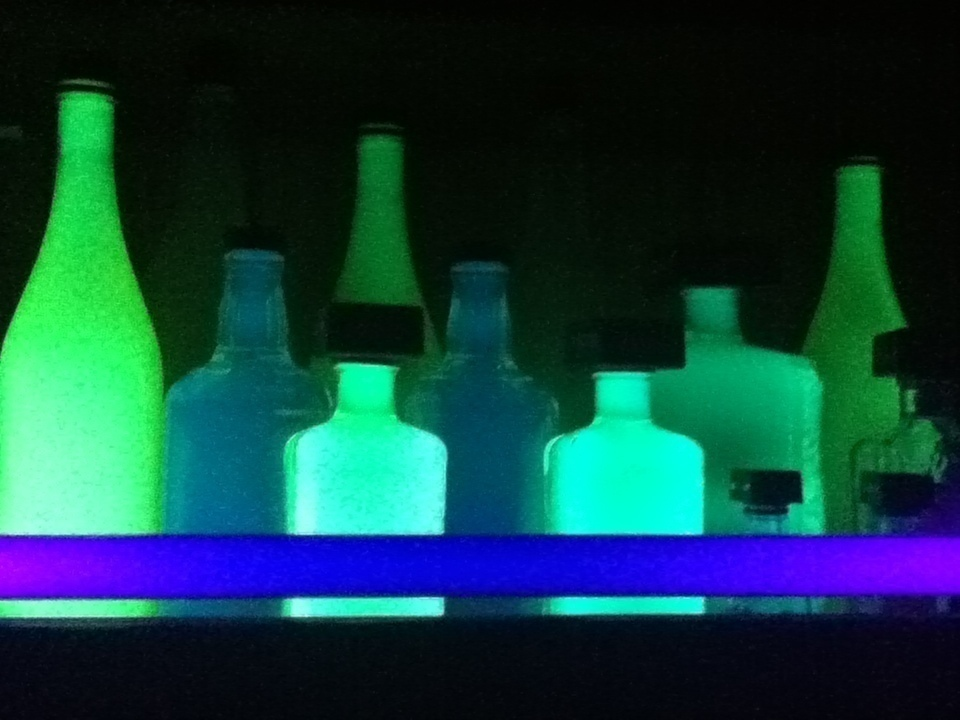 Glowing Highlighter Bottles  How To Make A Bottle Lamp
