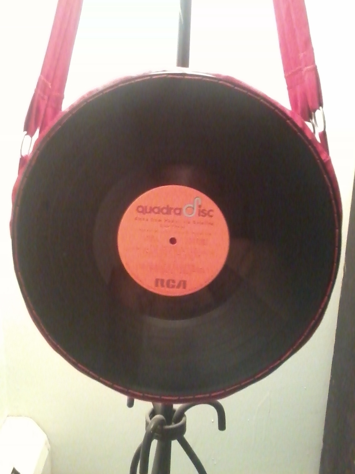 Vinyl Record Bag Step By Step  How To Make A Vinyl Record