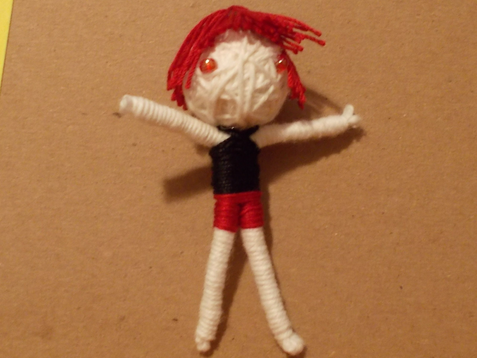 Make Your Own String Doll How To Make A Figurine Dolls