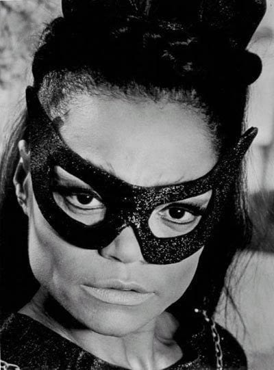 Eartha Kitt Inspired Catwoman Mask  How To Make A Masquerade  Papercraft on Cut Out  Keep