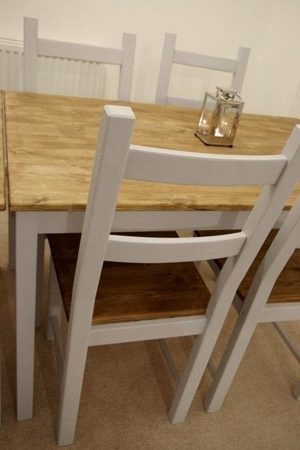 Farmhouse Table From Cheap Ikea Ingo  A Table  Home