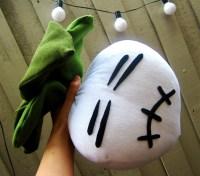 How To: Stitchface Turnip  A Turnip Plushie  Sewing ...