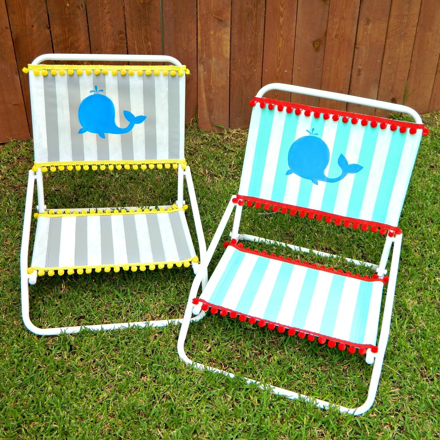 how to make beach chairs glider chair for sale fun summer  a decorating