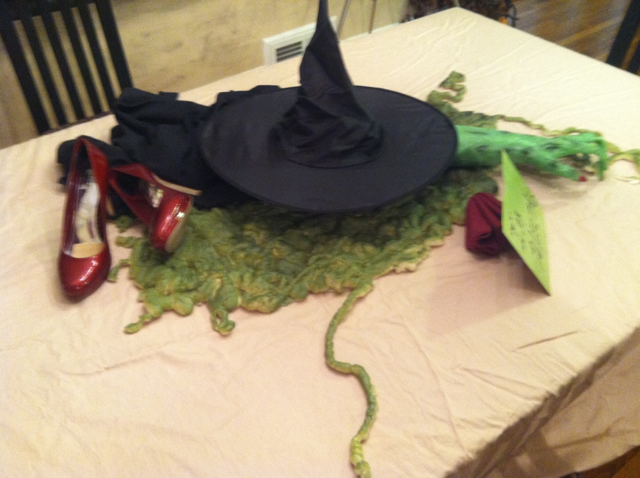 Im Melting A Witch Craft  How To Make A Halloween