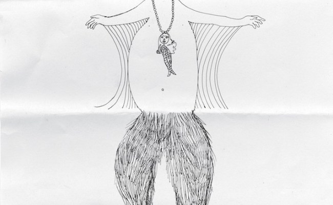Exquisite Corpse Extract From Draw Paint Print Like The