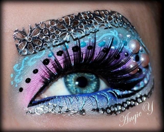 Image result for eyelid decorations