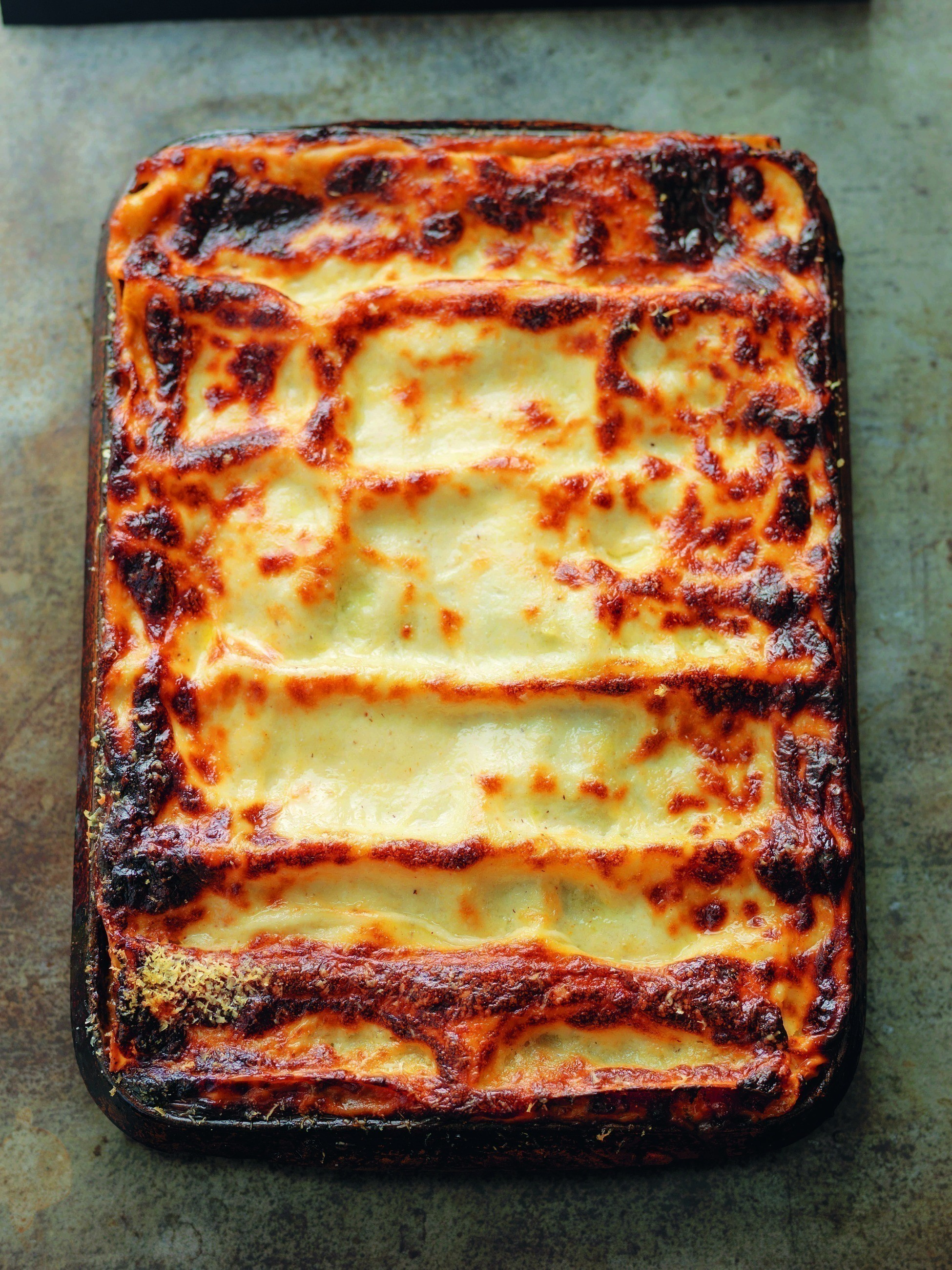 Lasagne  Extract from Tom Kerridges Best Ever Dishes by
