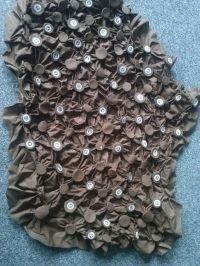 Shibori Fabric Manipulation  How To Make A Piece Of ...