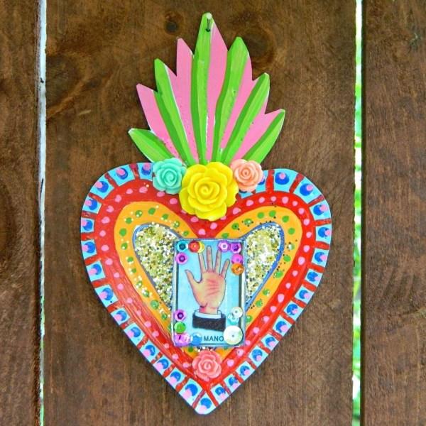 Mexican Tin Folk Art
