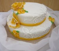Designing A Fondant Cake  How To Bake A Decorative Cake ...