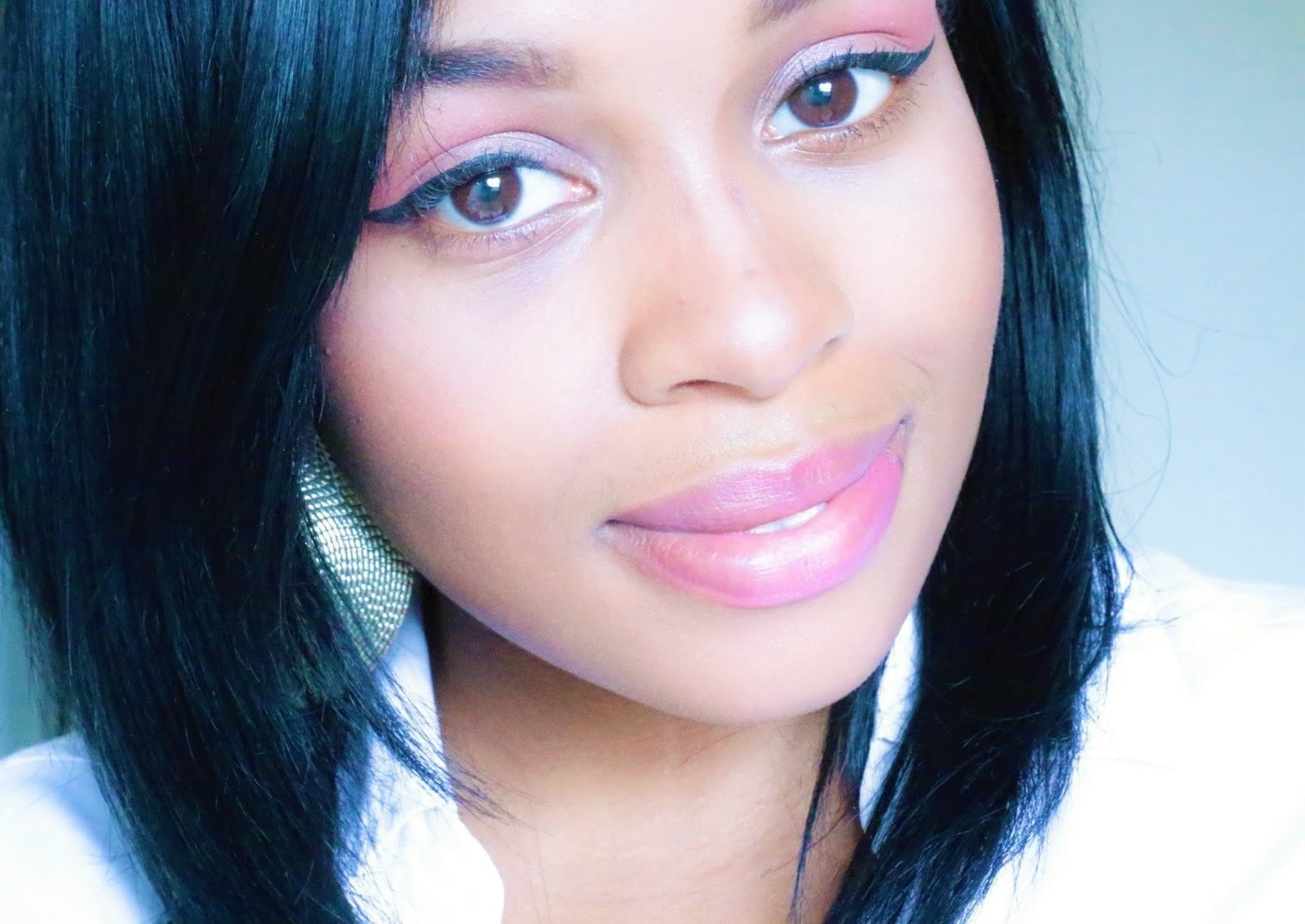 Natural Pink Makeup Look Tutorial How To Create A Pink