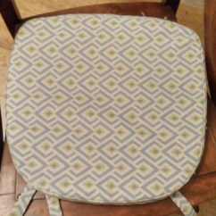 Sewing Patterns For Chair Cushions Wheelchair On Fire Rocking Cushion Cover  How To Make A