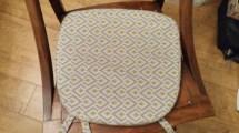 Rocking Chair Cushion Cover Make