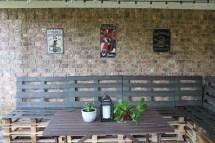 Diy Pallet Furniture Make Bench Home