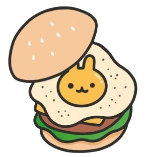 draw really kawaii drawing hamburgers animals animal japanese pencil simple step nguyen angela