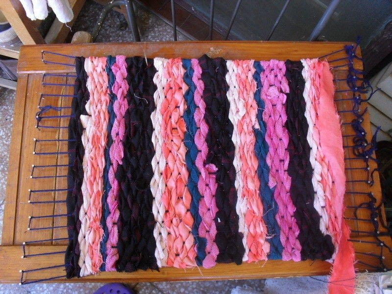 Diy Loom Tutorial How To Make A Loom Construction On