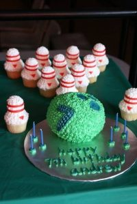 Bowling Cake  How To Decorate An Sports Cake  Food ...