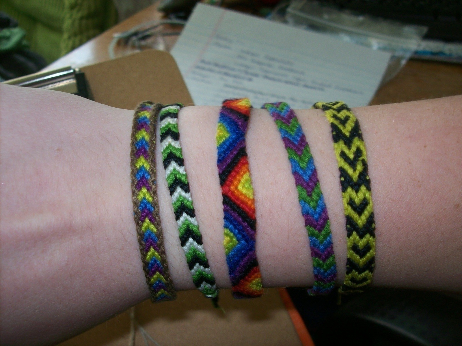Embroidery Floss Friendship Bracelets A Friendship Bracelet Braiding And Jewelry Making On