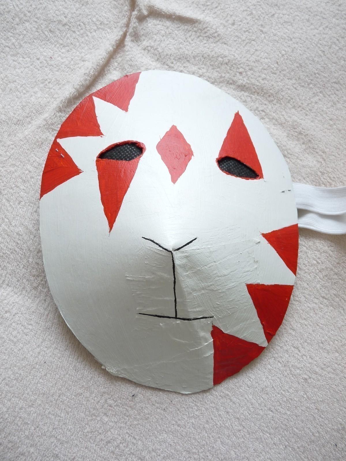 Anbu Masks From Naruto  A Mask  Papercraft and