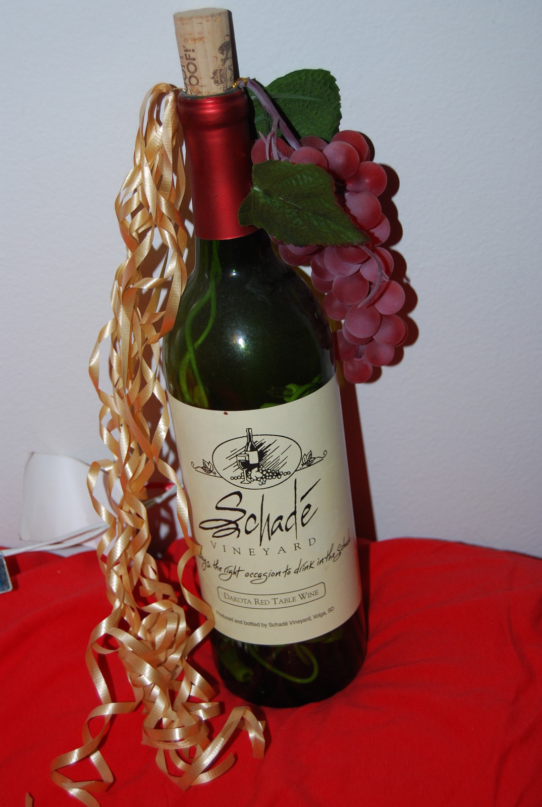 Light Up Wine Bottle  A Bottle Lamp  Decorating on Cut Out  Keep  Creation by Shasta