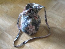 Lovely Bag Cushion Cover Make Recycled