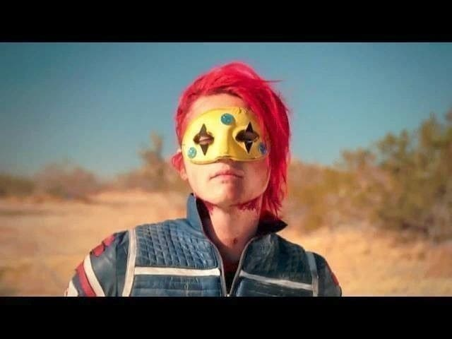 My Chemical Romance New Album Gerard Way Mask  How To
