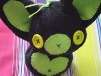 Chibi Fursona  Rabbit Plushie  Sewing on Cut Out + Keep ...