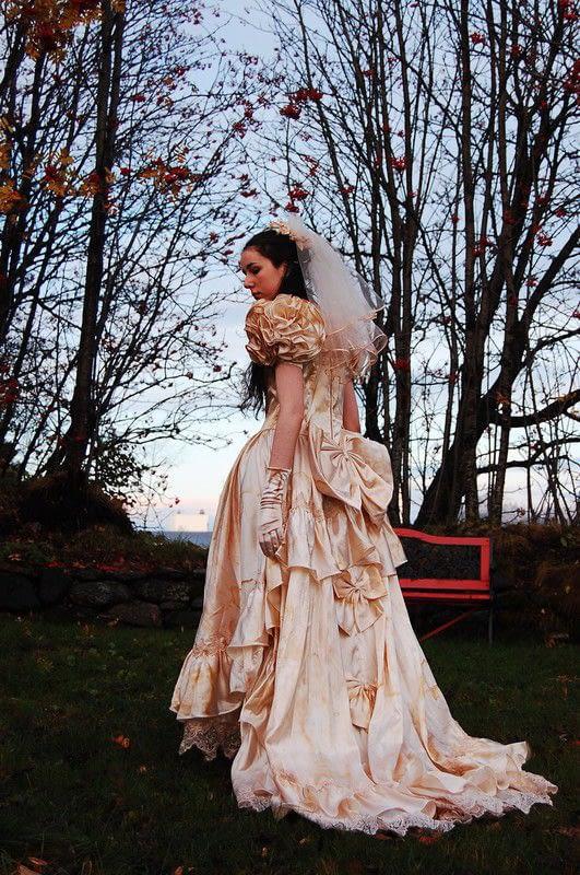 Vampire Bride Tanz Der Vampire A Full Costume