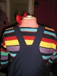 Chucky Halloween Costume!  A Full Costume  Dressmaking ...