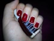 thick nail polish