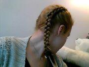dutch plait braid hair